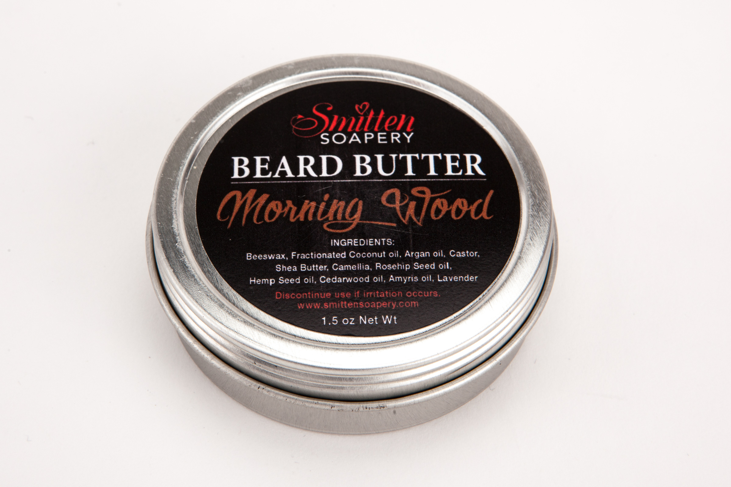 Morning Wood Beard butter | Market Wagon | Online Farmers