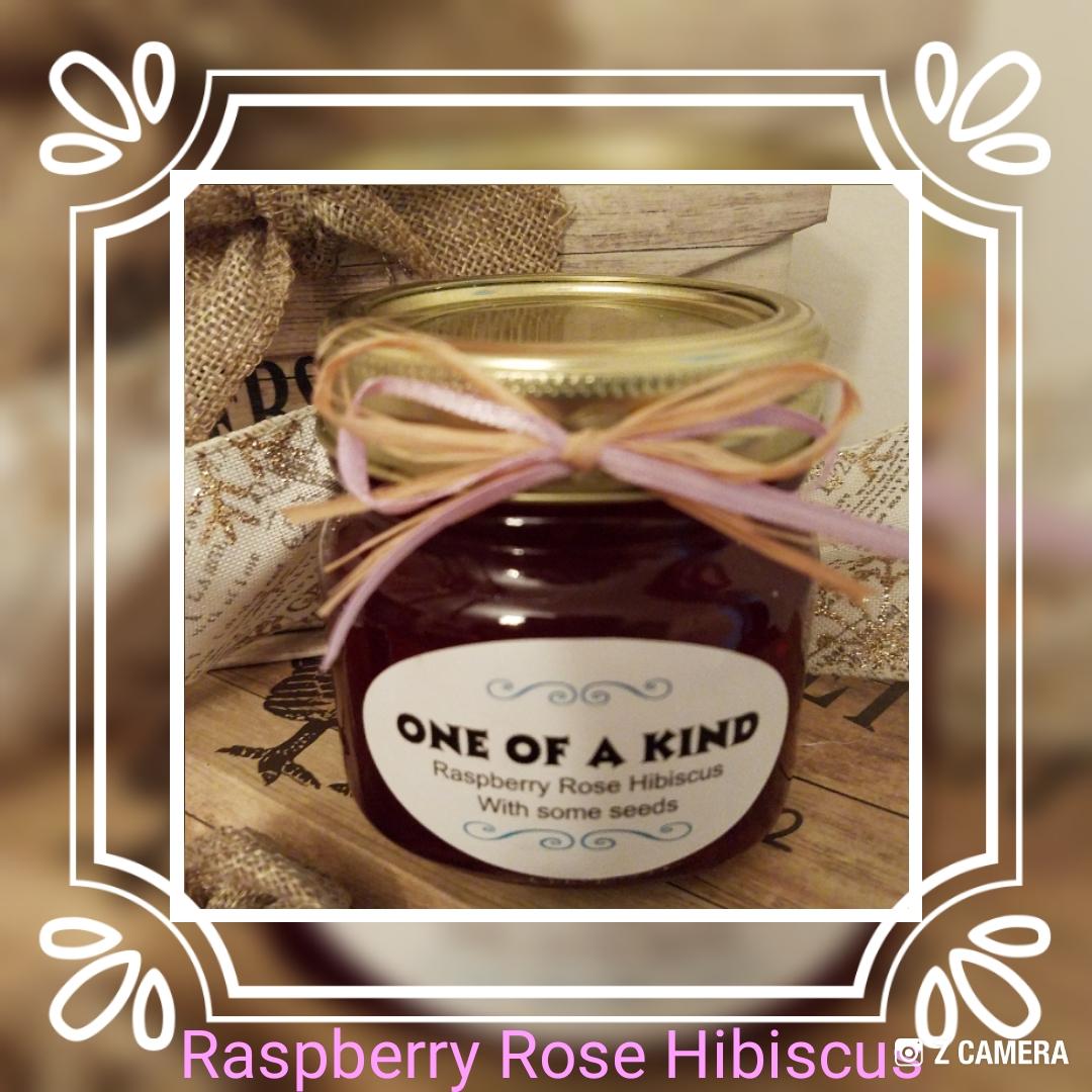 4oz Raspberry Rose Hibiscus Market Wagon Online Farmers Markets