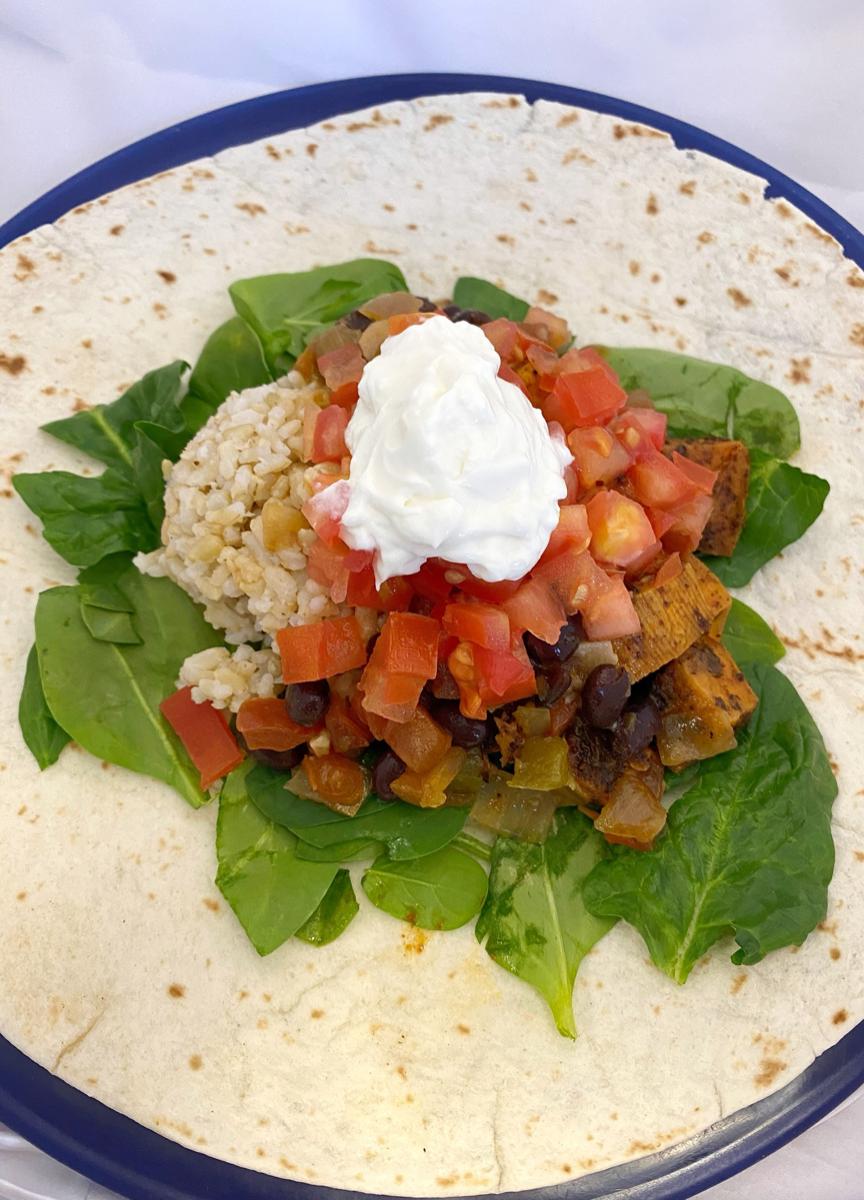 lunch-burrito-vegan-black-beans-sweet-potato